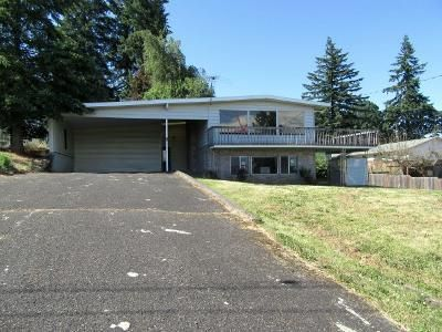 2 Bed 1 Bath Foreclosure Property in Saint Helens, OR 97051 - Hillcrest Rd