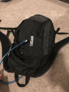 Hiking Back Pack with water bladder