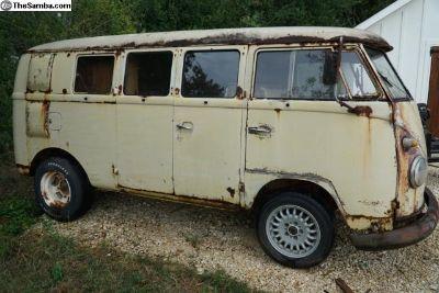 1962 Camper Van