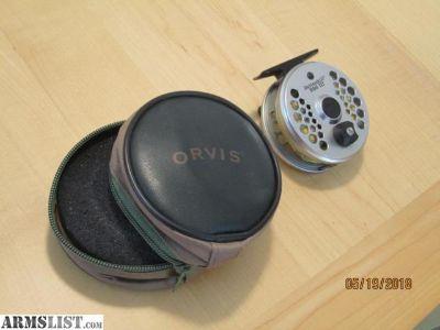 For Sale: Orvis Battenkill Fly Reel