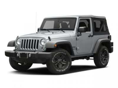 2017 Jeep Wrangler Sport (Bright White Clearcoat)