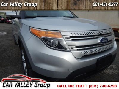 2011 Ford Explorer Limited (Silver)