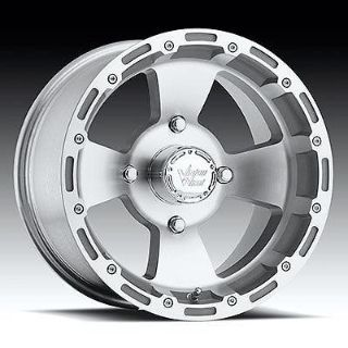 "Buy 14"" Vision 161 Bruiser ATV Wheels 14X8 4X156 BS4"" Machined 161-148156M4 motorcycle in Holt, Michigan, US, for US $100.00"