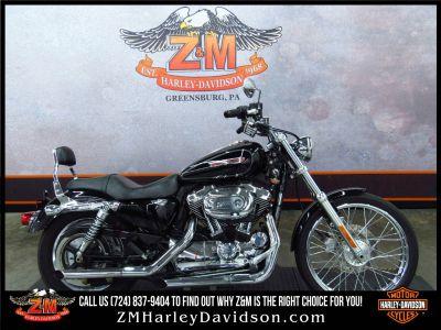 2010 Harley-Davidson Sportster 1200 Custom Cruiser Motorcycles Greensburg, PA