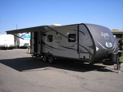 2015 Coachmen Apex 239RBS