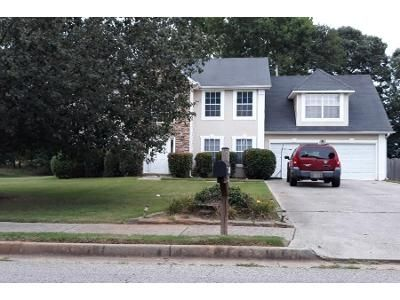4 Bed 2.5 Bath Preforeclosure Property in Mcdonough, GA 30253 - Penny Ln