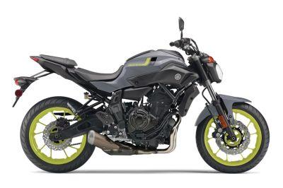 2016 Yamaha FZ-07 Sport Motorcycles San Jose, CA