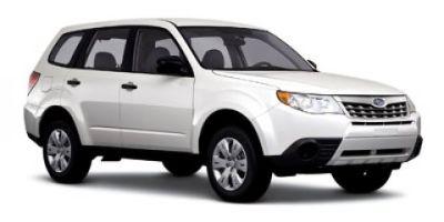 2012 Subaru Forester 2.5X (Dark Gray Metallic)