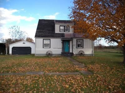 3 Bed 1 Bath Foreclosure Property in Anderson, IN null - N 150 W