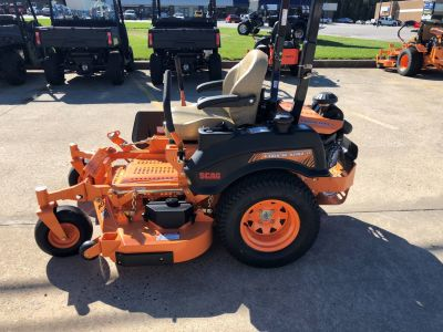 2018 SCAG Power Equipment Tiger Cat II 52 in. 22hp Commercial Mowers Lawn Mowers Lancaster, SC