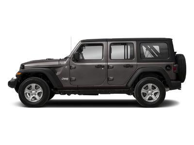 2018 Jeep Wrangler Unlimited Sahara 4WD (Granite Crystal Metallic Cle)