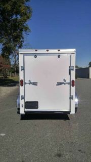 2018 Other New 5x10  VNose Enclosed Trailer