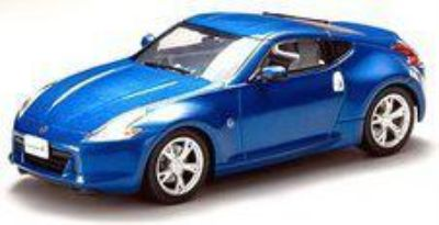Sell Nissan 370Z Fairlady 1/43 scale Blue High Quality diecast by Ebbro 350z motorcycle in New Kensington, Pennsylvania, US, for US $39.95
