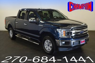 2018 Ford F-150 (Shadow Black)