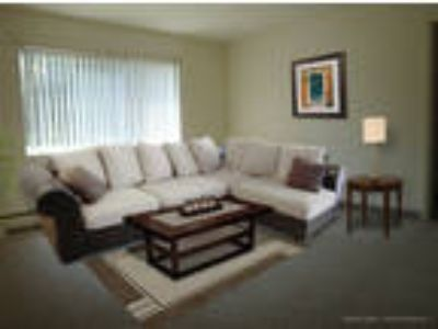 Pittsford Garden Apartments - Two BR, One BA 810 sq. ft.