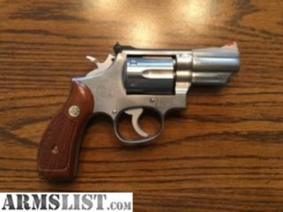 For Sale: Smith & Wesson Model 66-1 .357