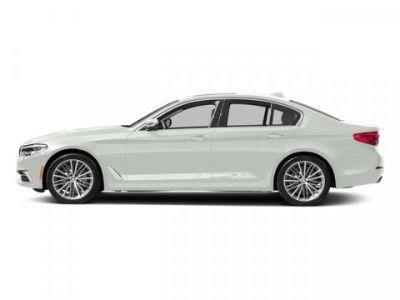 2018 BMW 5-Series 540i xDrive (Alpine White)