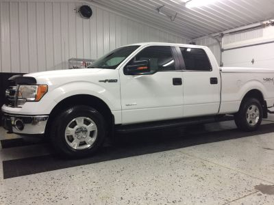 2013 Ford F-150 4 Door 4WD V-6 Twin Turbo