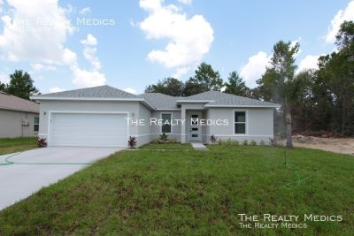 Beautiful, BRAND NEW 4 Bedroom, 2 Bathroom Home in Poinciana!!
