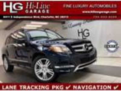 2015 Mercedes-Benz GLK GLK 350 w/ Navigation & Lane Tracking Pkg