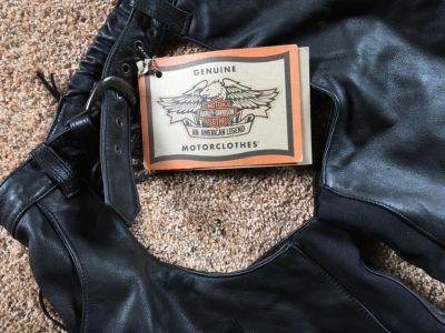 Harley Davidson Women's Chaps   Size X-Small