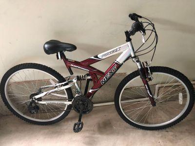24 inch bike....30.00