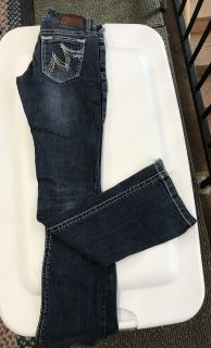Maurice s Blue Jeans Girls Sz 0