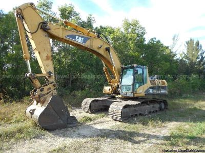 2003 Caterpillar 330CL Excavator