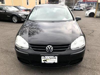 2009 Volkswagen Rabbit S PZEV (Black)