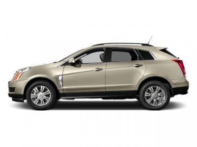 2016 Cadillac SRX Performance Collection (Silver Coast Metallic)