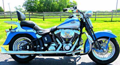 2005 Harley-Davidson FLSTSI SOFTAIL SPRINGER Cruiser Motorcycles Marengo, IL