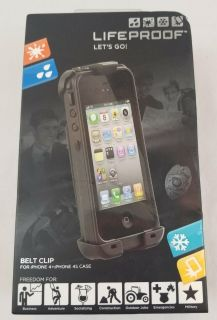 Lifeproof Belt Clip Holster for iPhone 4/4s Case