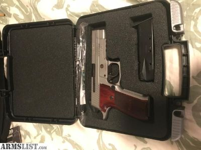 For Sale/Trade: Sig Sauer P226 Stainless Elite!
