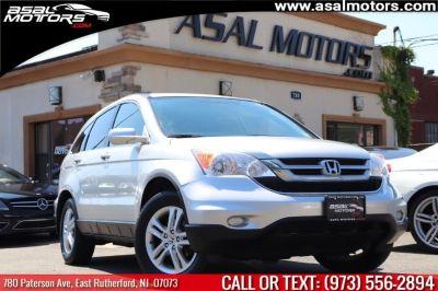 2011 Honda CR-V EX-L (Alabaster Silver Metallic)
