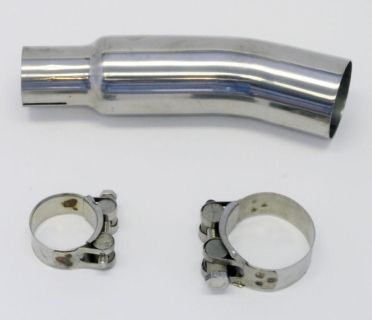 Buy Viper Kawasaki Ninja 250R 08-12 Motorcycle Stainless Steel Connecting Mid Pipe motorcycle in Ashton, Illinois, US, for US $89.99