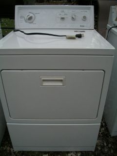 GAS DRYER KENMORE
