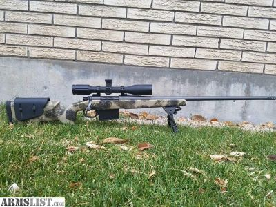 For Sale: .338 Edge Remington 700