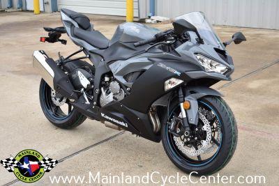 2019 Kawasaki Ninja ZX-6R Supersport La Marque, TX