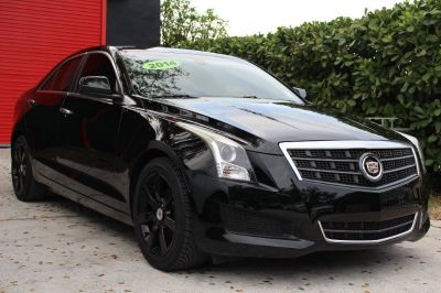 2014 CADILLAC ATS LUXURY LIKE NEW