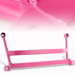 Buy Pink Aluminum H Brace Lower Chassis Tie Bar For 02-07 Subaru Impreza WRX STI motorcycle in Rowland Heights, California, United States