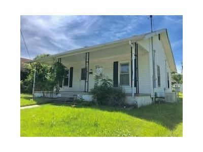 2 Bed 1 Bath Foreclosure Property in Madisonville, KY 42431 - Victoria St