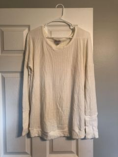 Large maternity sweater from target