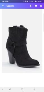 Raney Boots size10 $25