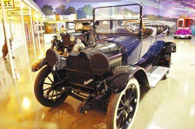 1915 Studebaker Sd-Four Touring