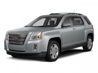 2013 GMC Terrain SLE-2 (Summit White)