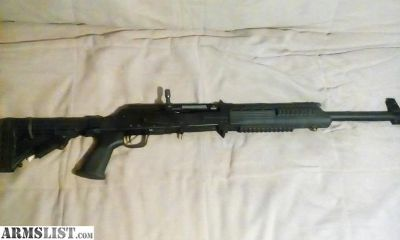 For Sale/Trade: Saiga 12 with upgrades!