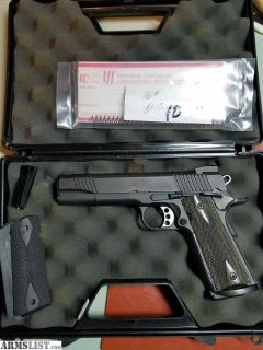 For Sale: Kimber Classic Custom 1911 45acp