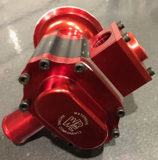 Waterman Lil Bertha Fuel Pump 750 Gears