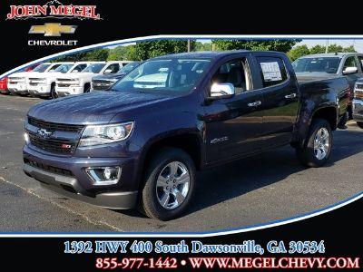 2018 Chevrolet Colorado Z71 (Blue Metallic)