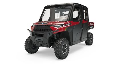2019 Polaris Ranger Crew XP 1000 EPS NorthStar HVAC Edition Side x Side Utility Vehicles Eagle Bend, MN